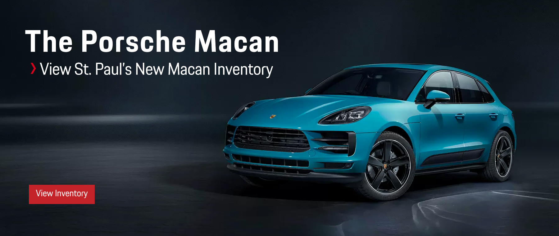 New Porsche Macan: 2019 and 2020 Inventory