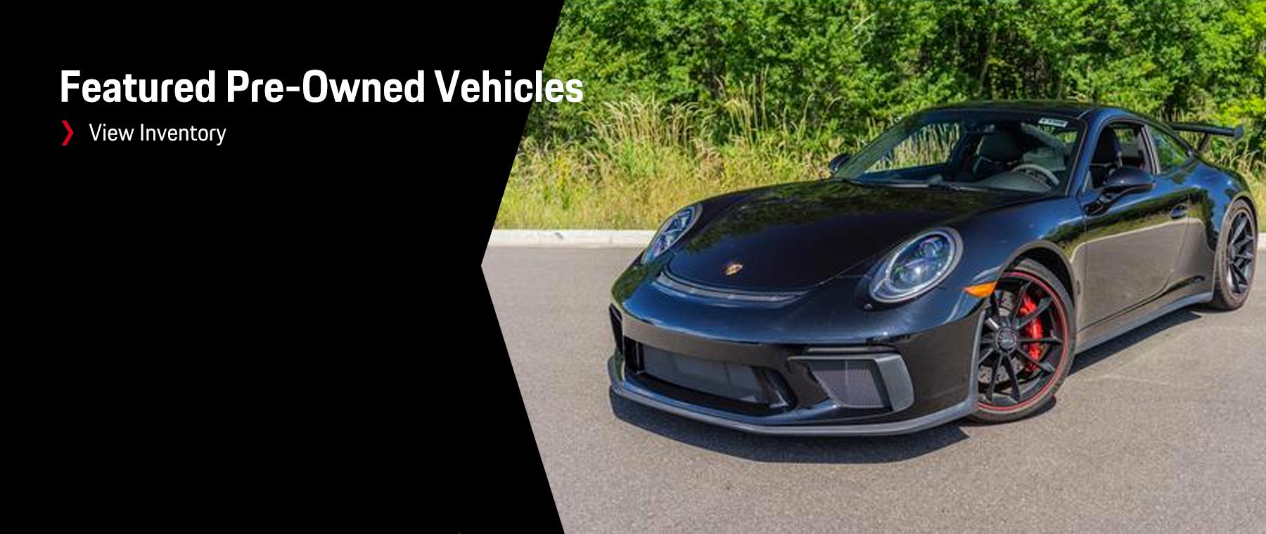 Porsche Featured Vehicles in St. Paul