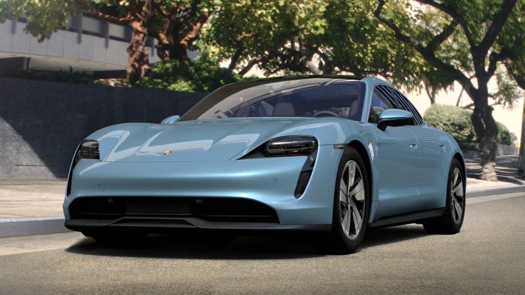 Taycan 4S | Porsche Trim