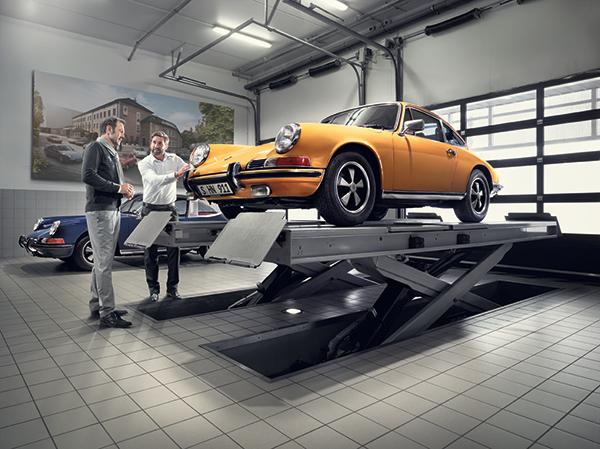 Classic Porsche Service Expectations | Porsche St Paul