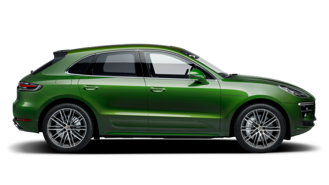 2020 Macan Turbo Trim