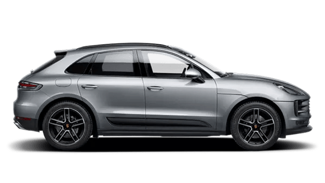 2020 Porsche Macan Base Trim