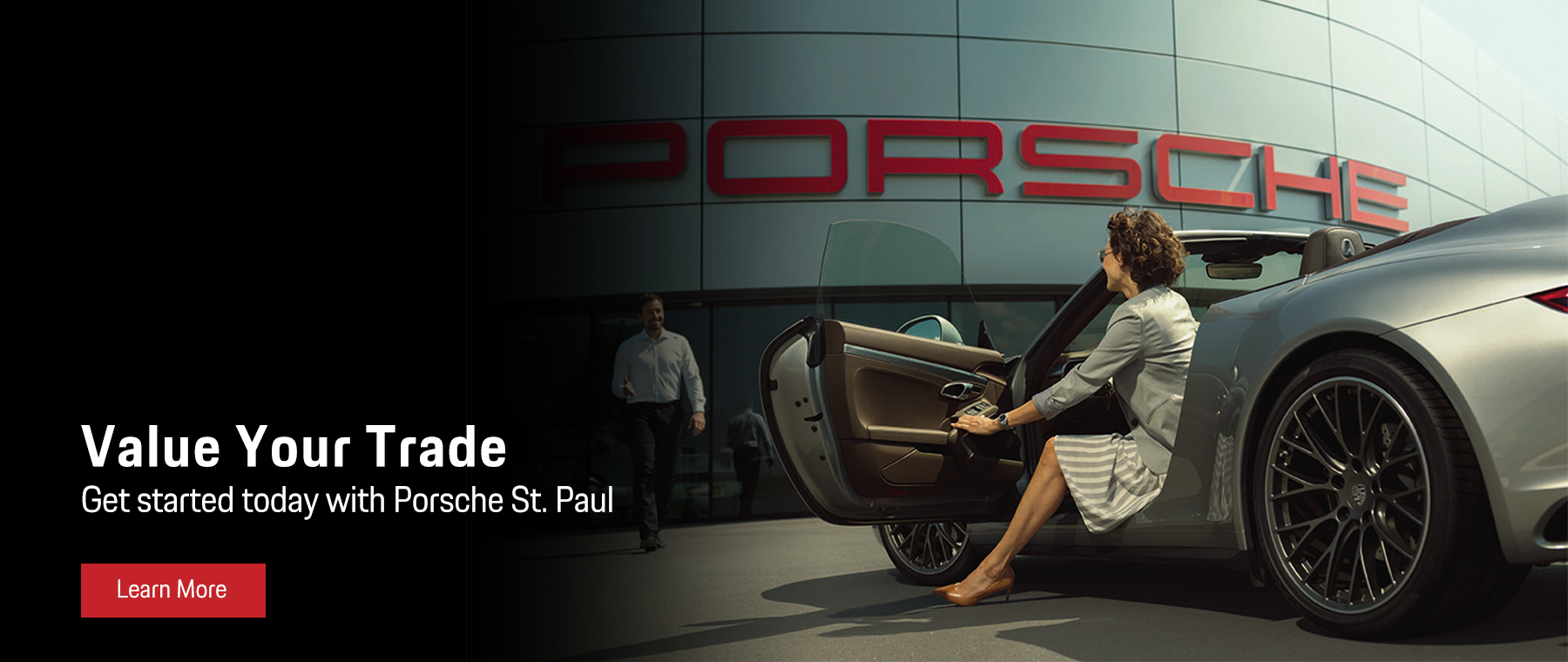 Value Your Trade at Porsche St. Paul