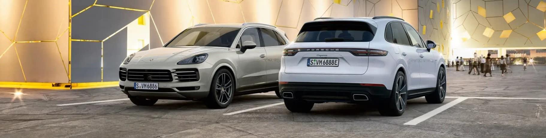 2021 Porsche Cayenne Models