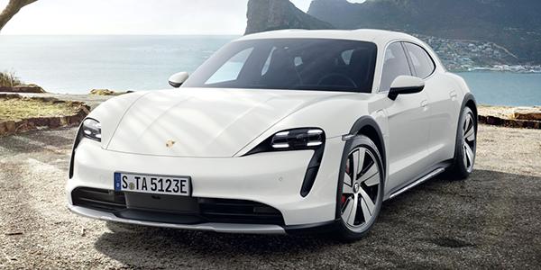 2021 Porsche Taycan 4s Cross Turismo