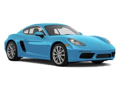 2018 Porsche 718 Cayman GTS-Miami Blue-6 speed/Immediate Delivery
