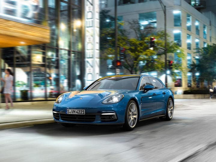 2018 Porsche Panamera 4 Review