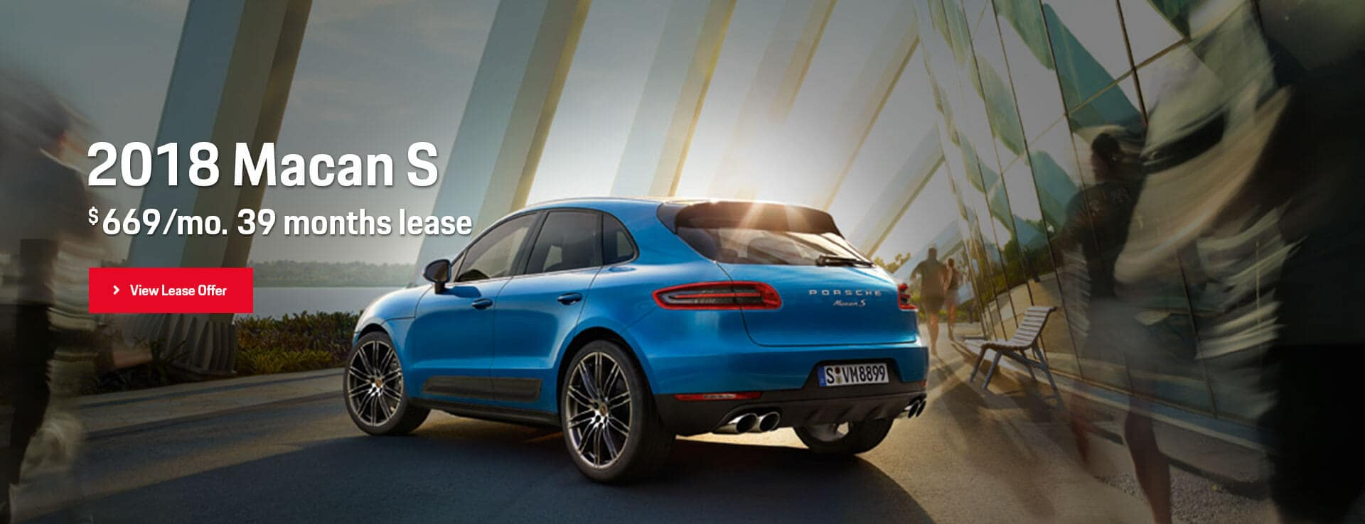 Porsche Macan S Lease Offer Hero