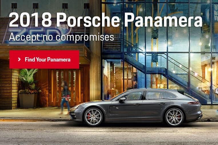2018 Porsche Panamera Hero