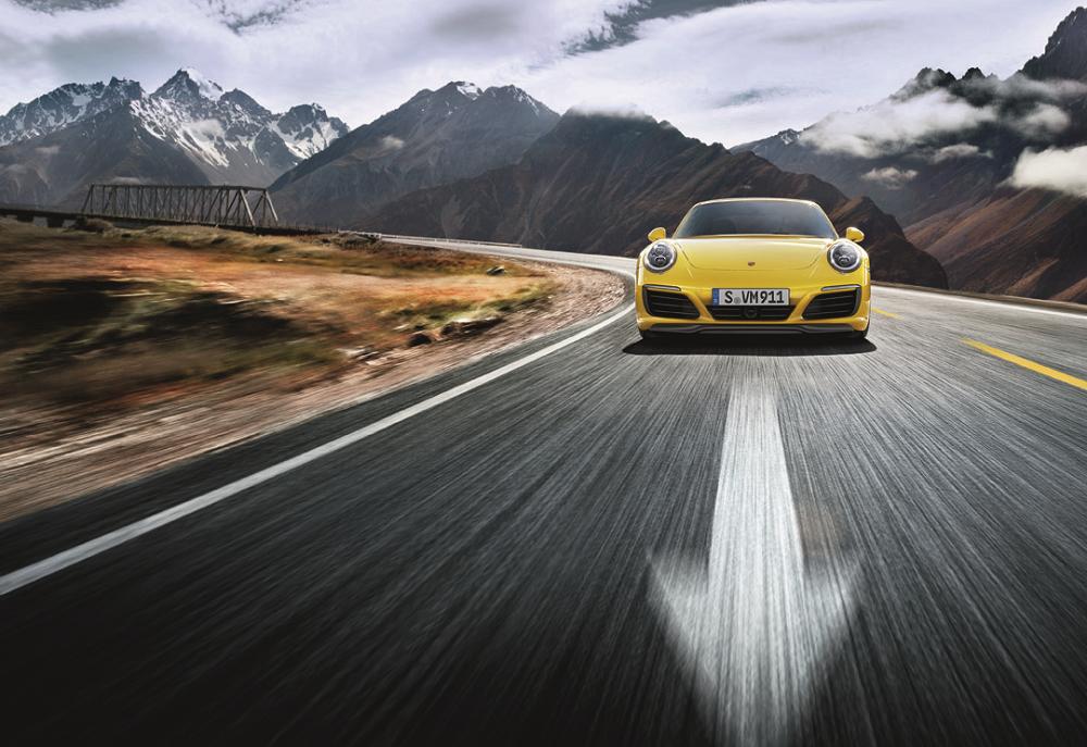 2019 Porsche 911 Performance