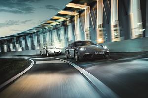 Porsche 718 Cayman Performance