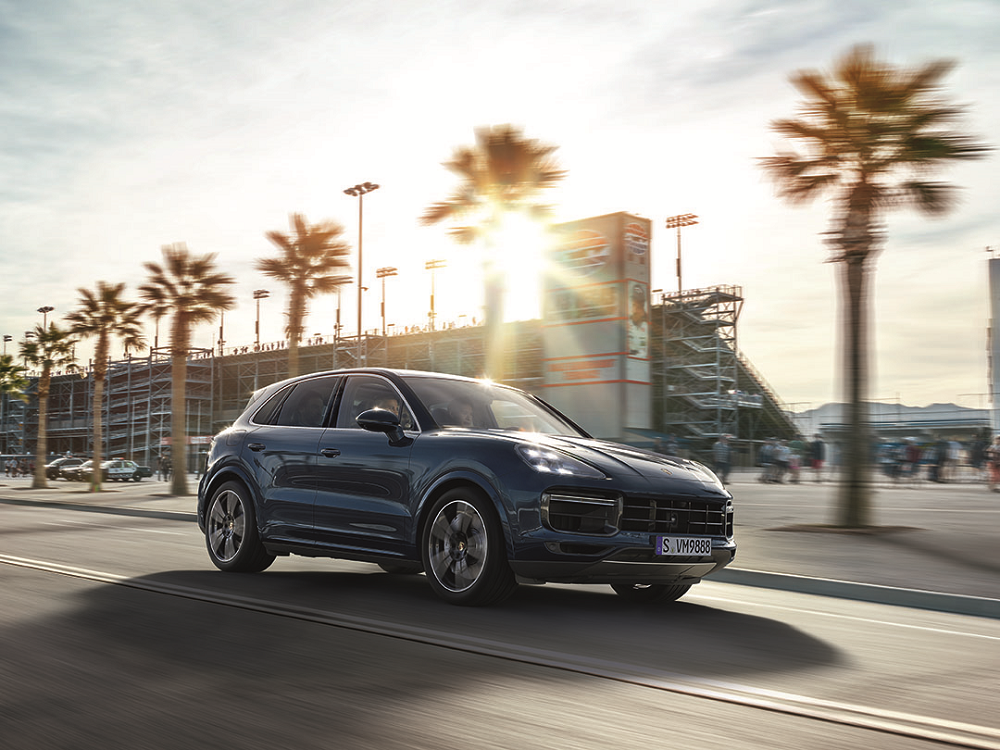 2019 Porsche Cayenne Performance