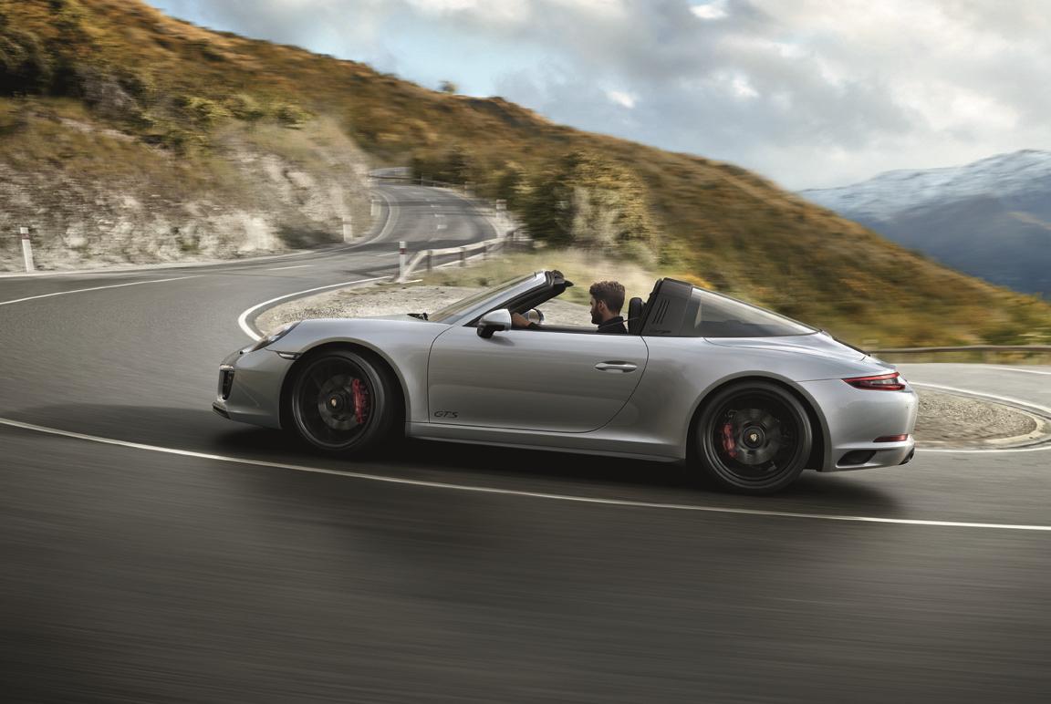 Porsche 911 Driving Experience