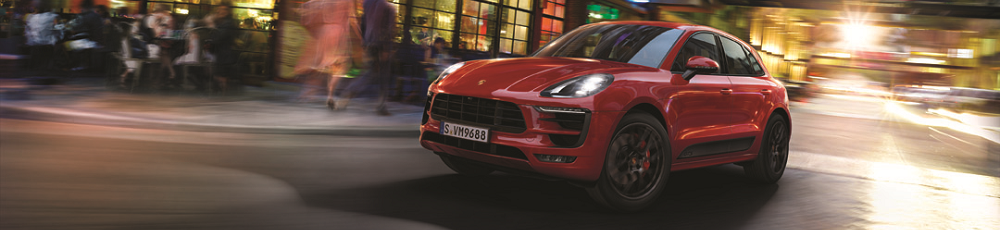Porsche Macan Performance