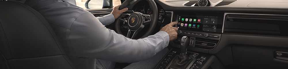 Porsche Macan Technology