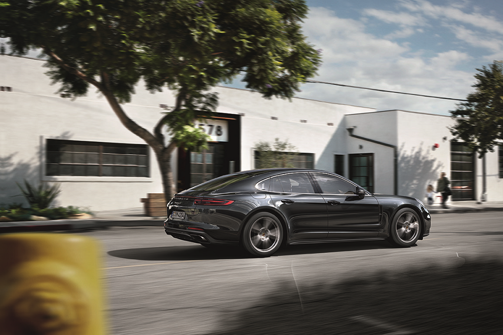 2019 Porsche Panamera Performance Specs