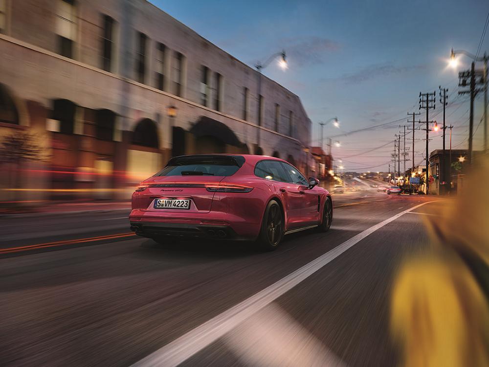 Porsche Panamera Engine Specs