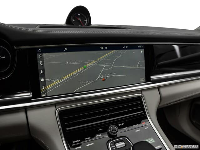 Porsche Panamera Technology Features