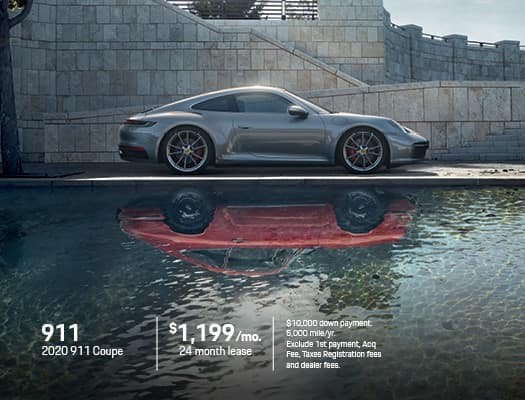 New 2020 Porsche 911 Carrera