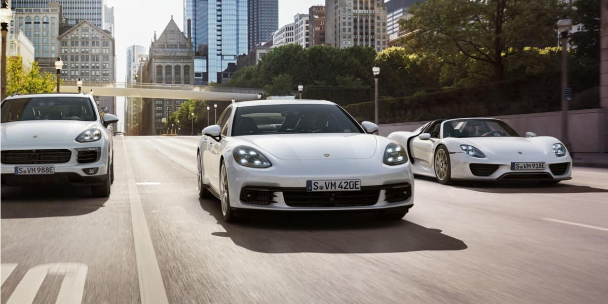 Porsche 0-60 | Panamera 4 E-Hybrid | Porsche West Palm Beach, Florida