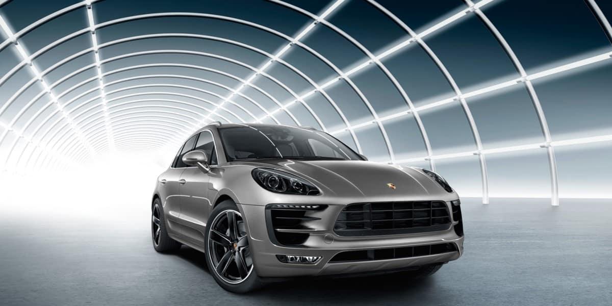 2019 Porsche Macan Debuts With New Tech And Style