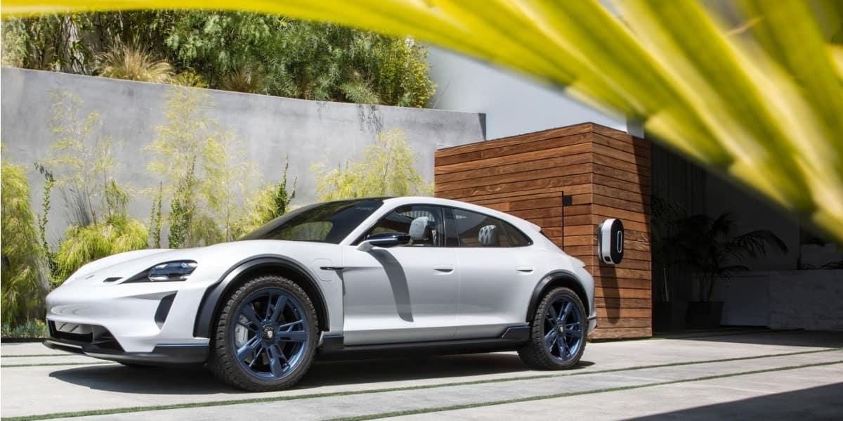 Porsche Mission E Cross Turismo | Porsche Electric | Porsche West Palm Beach, FL