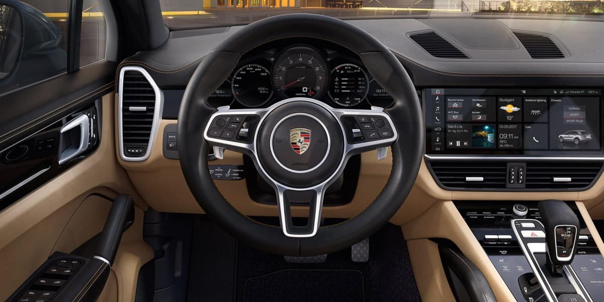 Porsche Cayenne Interior | West Palm Beach Porsche Dealer | Porsche West Palm Beach, Florida