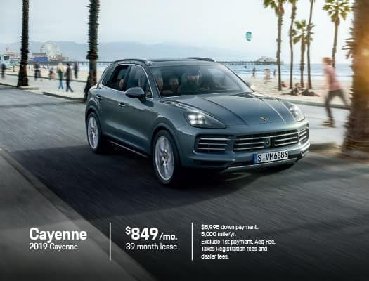 Porsche Macan Lease >> Current New Porsche Specials Offers Porsche West Palm Beach