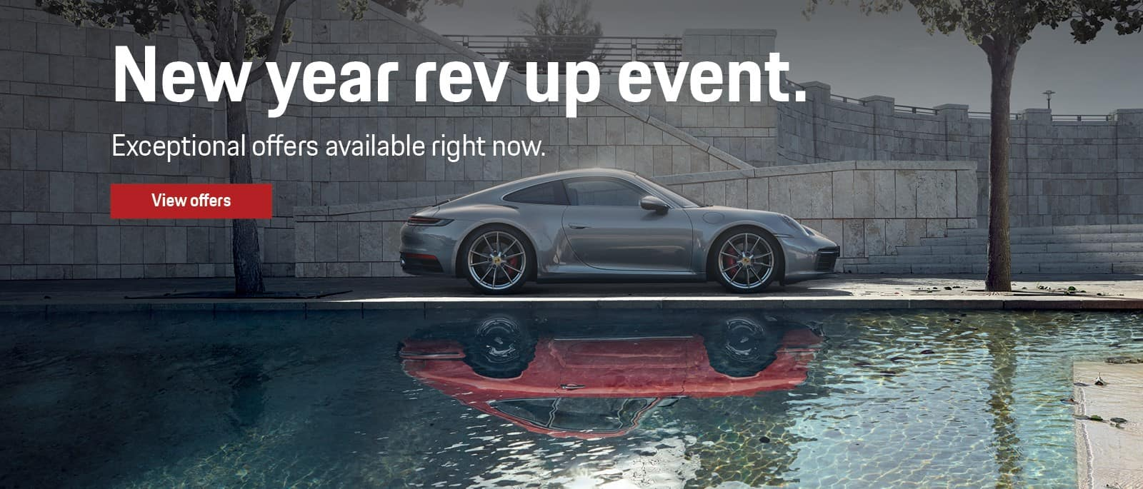 2020 Rev Up The New Year Porsche Event