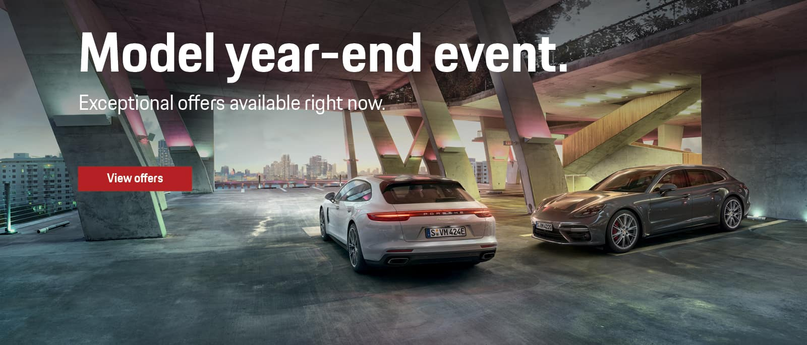 model year end event
