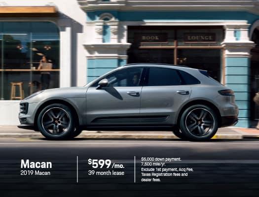 Porsche Macan Lease >> Current New Porsche Specials Offers Porsche West Palm Beach