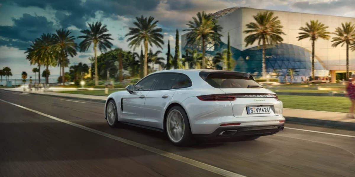 Porsche Panamera Turbo Turismo, hybrid Porsche | Porsche West Palm Beach, Florida