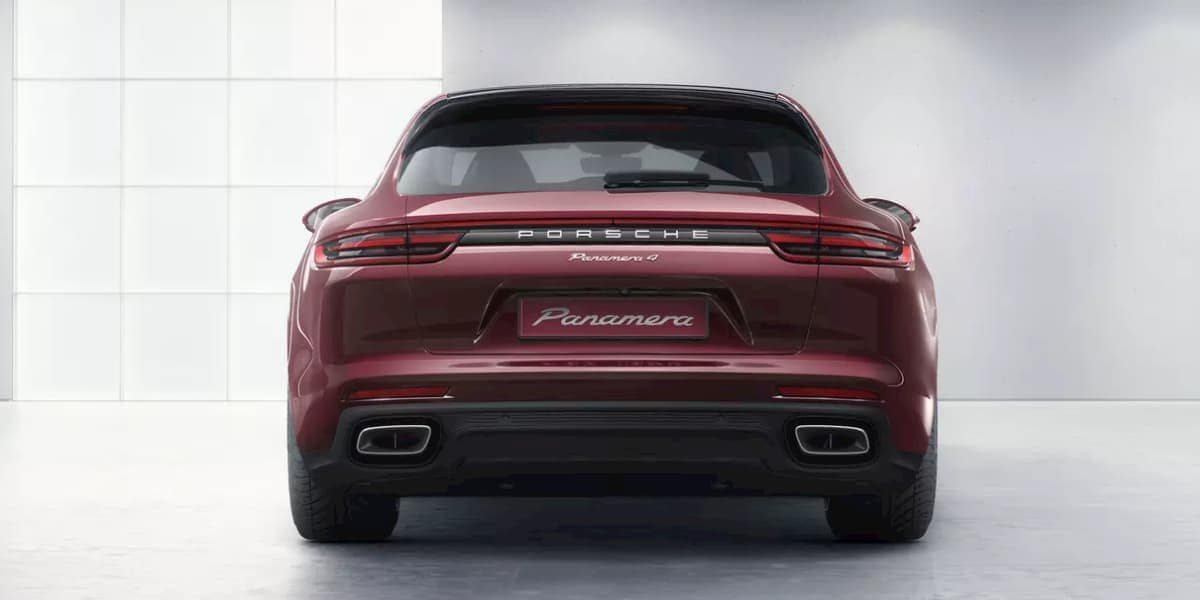 2020 Porsche Panamera Meaning | Porsche West Palm Beach, South Florida
