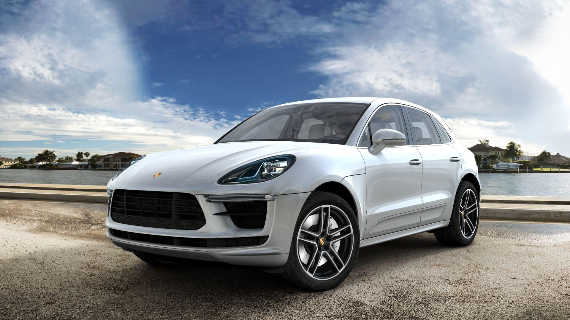 2020 Porsche Macan Turbo | Macan Turbo Price | Porsche West Palm Beach, South Florida