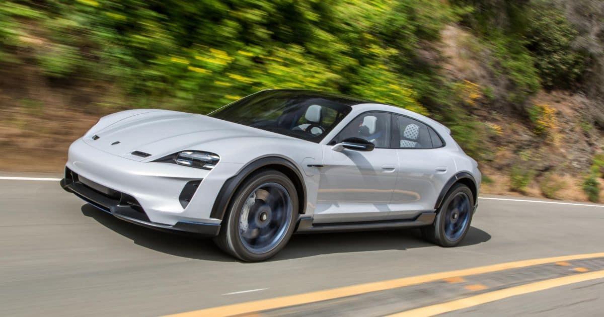 Porsche Taycan Cross Turismo | Porsche Cross Turismo | Porsche West Palm Beach, Florida