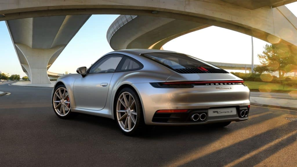 Porsche 911 Carrera S vs. Mercedes-AMG GT | Porsche West Palm Beach, South Florida