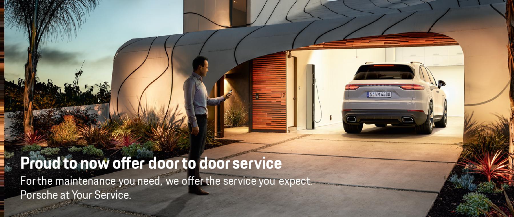Porsche at your service – DI
