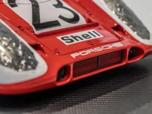 Limited Edition Porsche Scale Model Exterior