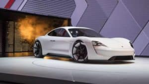Introducing the Porsche Taycan
