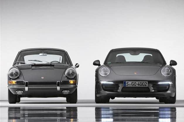 Porsche DNA