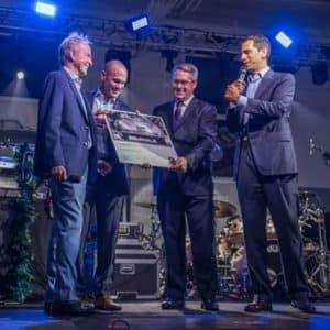 Porsche CEO Grand Opening