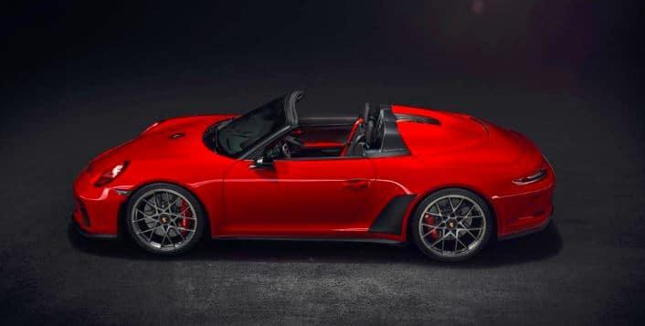911 Speedster Concept Full Exterior Picture