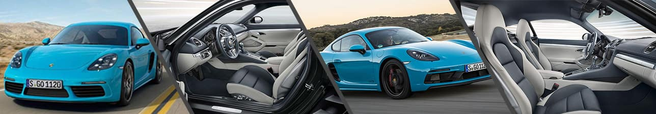 2019 Porsche 718 Cayman in Wilmington, NC