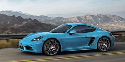 New 718 Cayman
