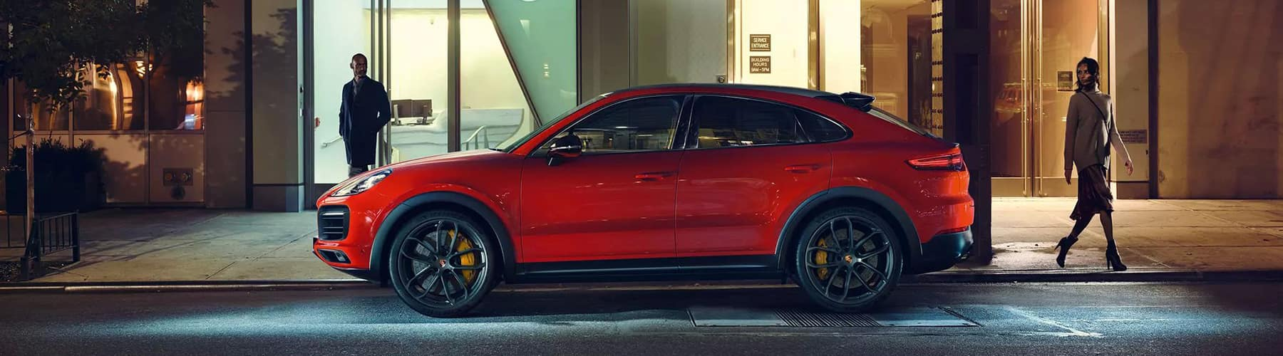 Porsche Cayenne or Cayenne Coupe Tax Benefits | Wilmington, NC