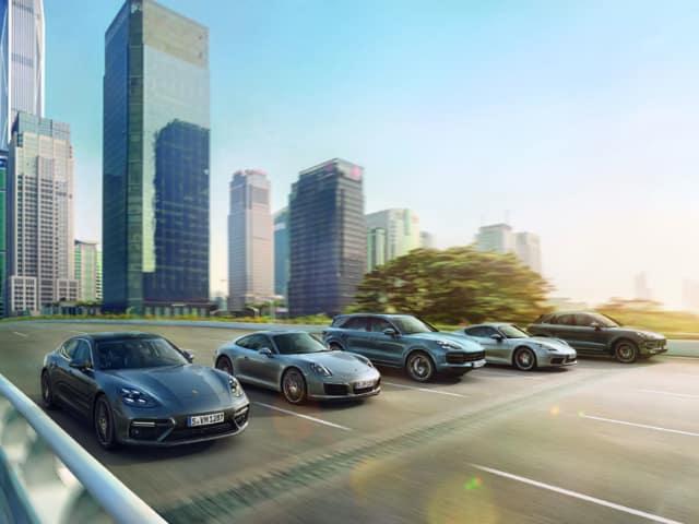 Porsche Loaner Special