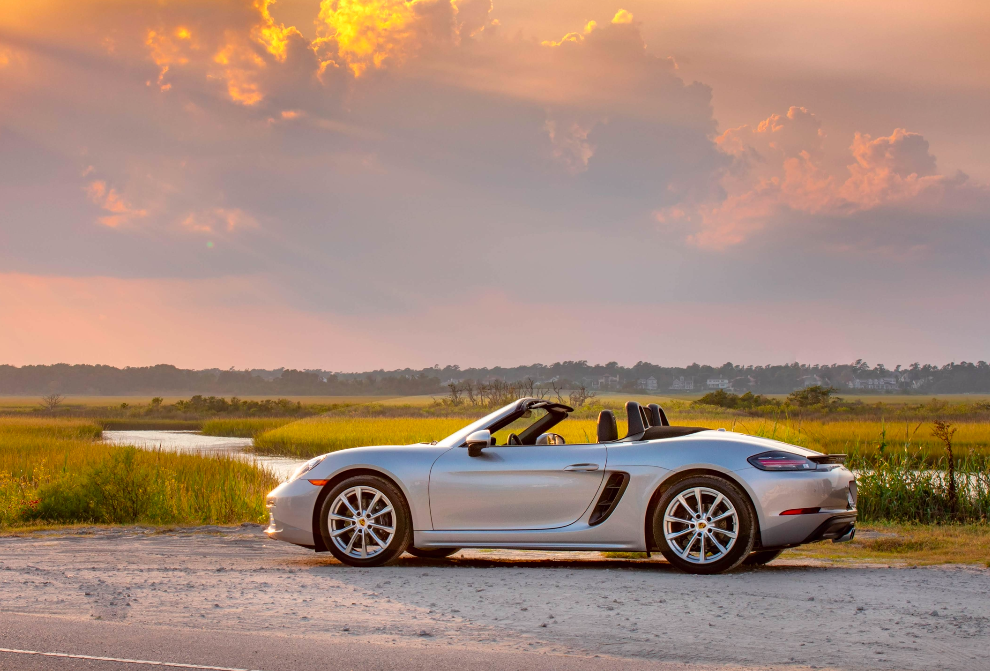 New 2019 718 Boxster Roadster