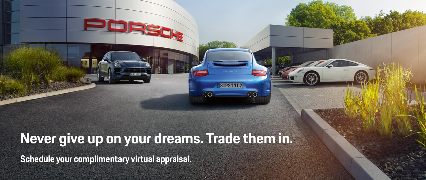 Trade-In-Porsche-Wilmington