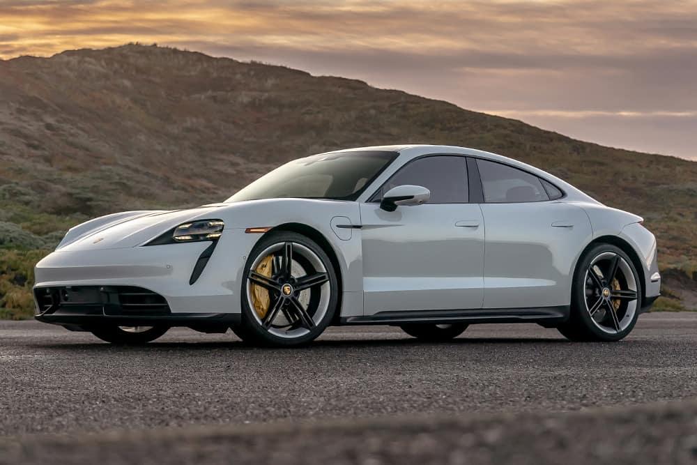 Porsche Taycan qualifies for $7,500 Tax Credit