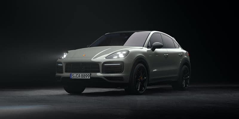 New Porsche Cayenne Coupe for Sale Denver CO